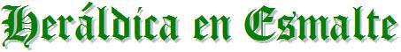 Heráldica en Esmalte